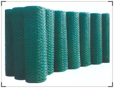 Plastic Coated Poultry Netting